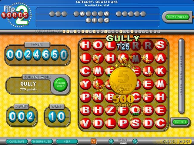 Game screenshot 3 Flip Words 2