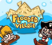 Feature screenshot game Flooded Village