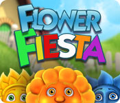 Feature screenshot game Flower Fiesta