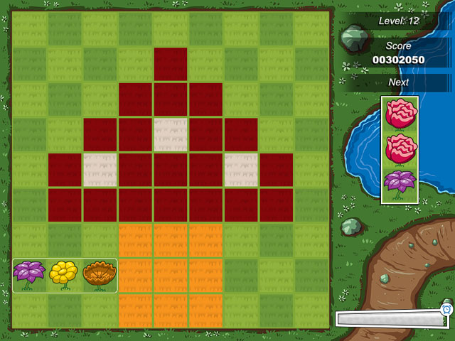 Game screenshot 2 Flower Mania