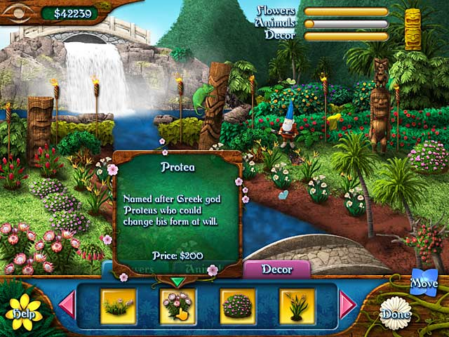 Flower Paradise – Mac Screenshot-2