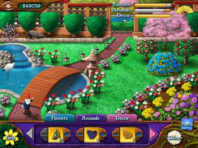 Flower Paradise – Mac Screenshot-3
