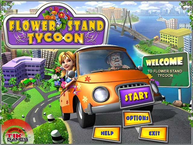Game screenshot 3 Flower Stand Tycoon