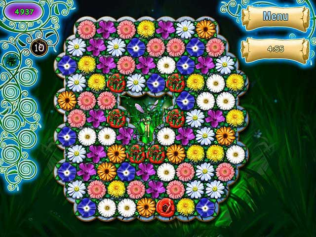Game screenshot 1 Flowers Story: Fairy Quest