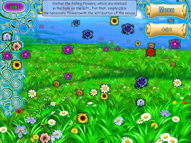 Game screenshot 3 Flowers Story: Fairy Quest