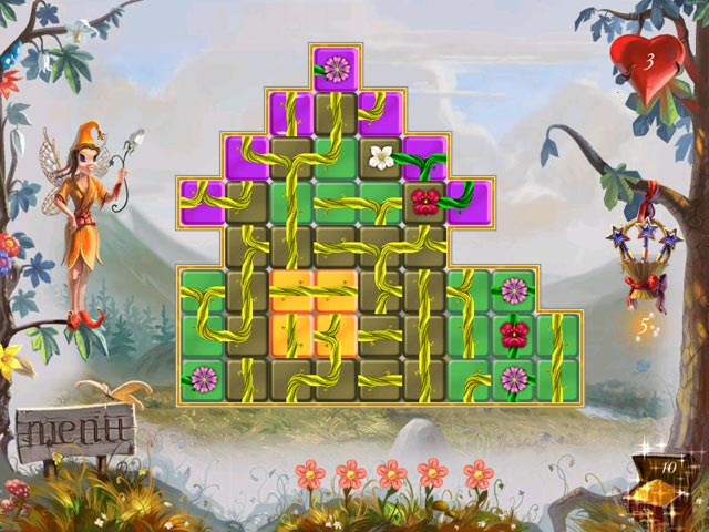 Game screenshot 1 Flower Quest