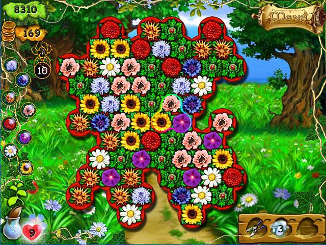 Game screenshot 3 Flowers Story