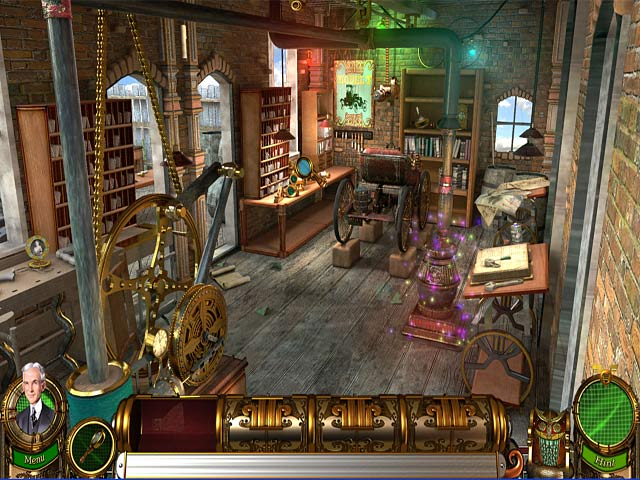Game screenshot 2 Flux Family Secrets: The Rabbit Hole Collector's Edition