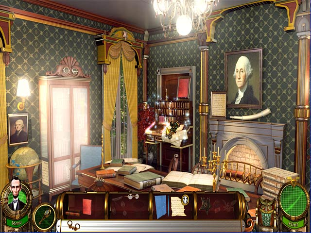 Game screenshot 3 Flux Family Secrets: The Rabbit Hole Collector's Edition