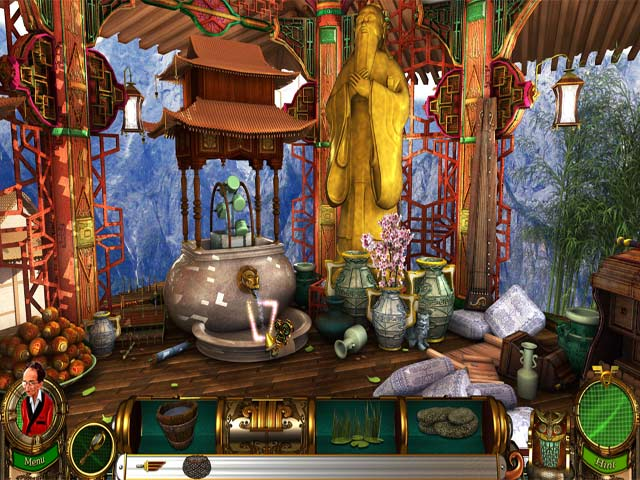 Flux Family Secrets – The Rabbit Hole – Mac Screenshot-1