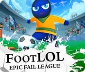 Feature screenshot game FootLOL: Epic Fail League