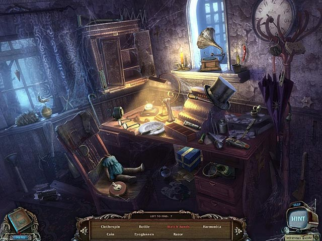 Game screenshot 1 Forbidden Secrets: Alien Town Collector's Edition