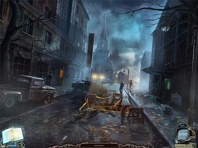 Game screenshot 2 Forbidden Secrets: Alien Town Collector's Edition