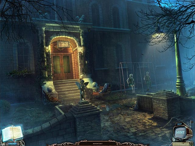 Game screenshot 2 Forbidden Secrets: Alien Town