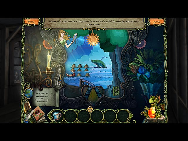 Game screenshot 2 Forest Legends: The Call of Love