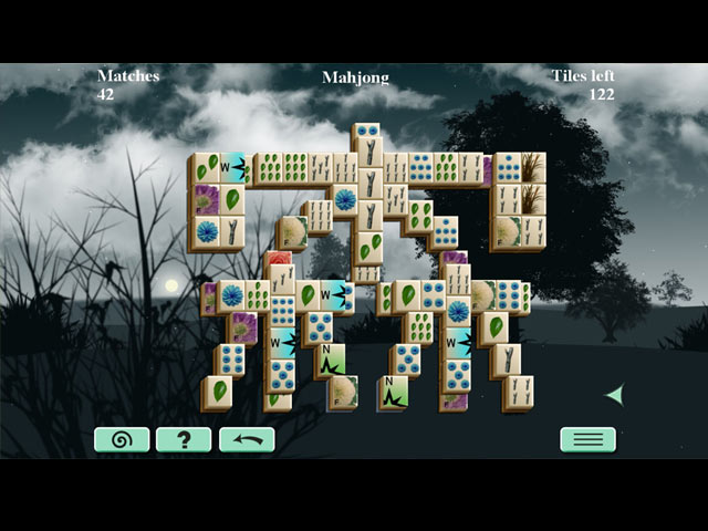 Forest Mahjong img