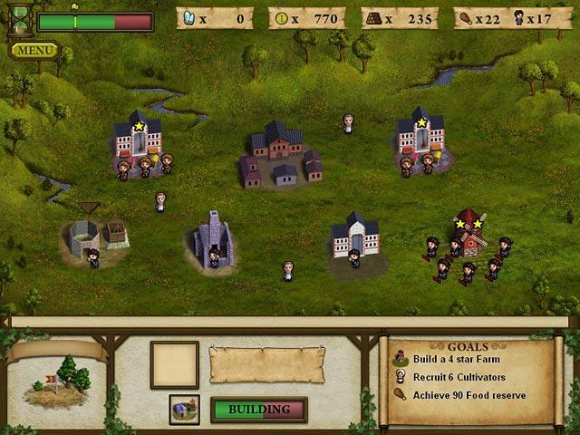 Game screenshot 1 Forgotten Lands: First Colony