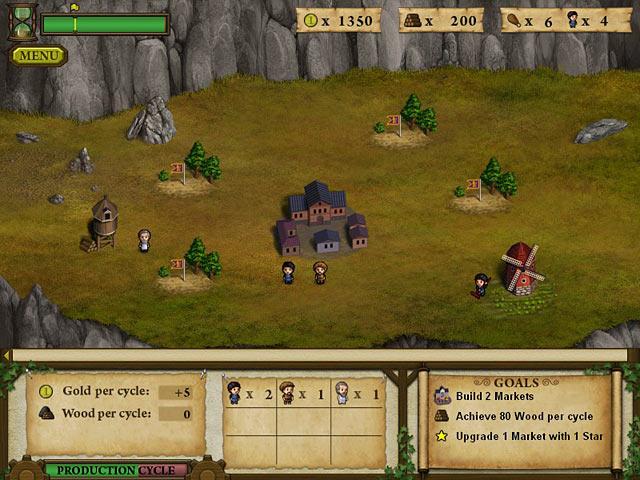 Game screenshot 3 Forgotten Lands: First Colony