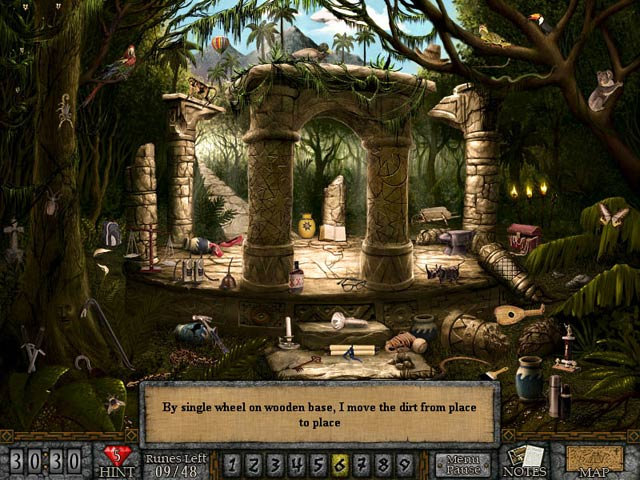 Game screenshot 1 Forgotten Riddles - The Mayan Princess