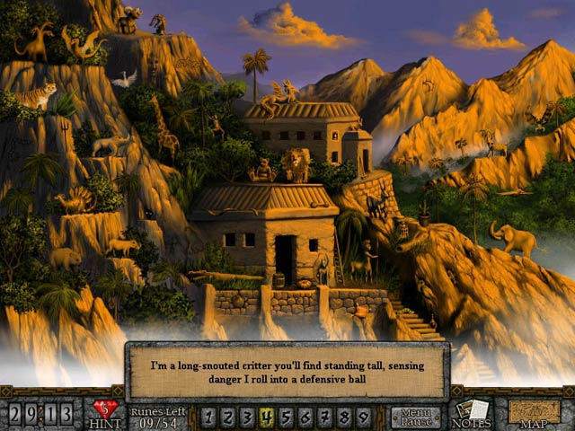 Game screenshot 2 Forgotten Riddles - The Mayan Princess