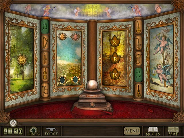 Game screenshot 2 Forgotten Riddles: The Moonlight Sonatas