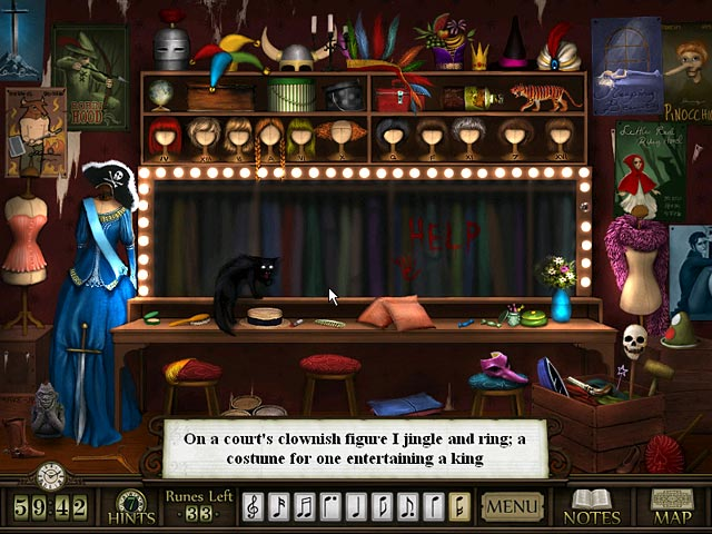 Game screenshot 3 Forgotten Riddles: The Moonlight Sonatas