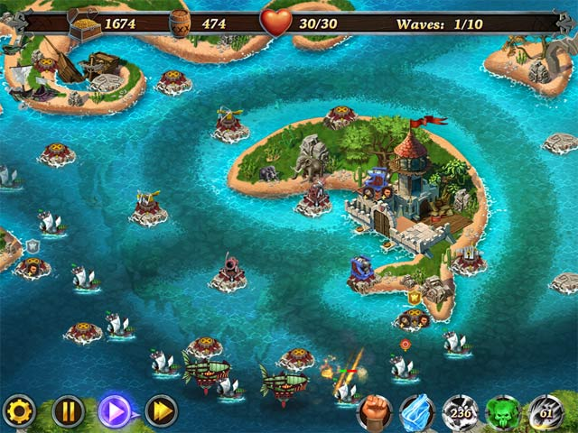 Fort Defenders: Seven Seas - Review
