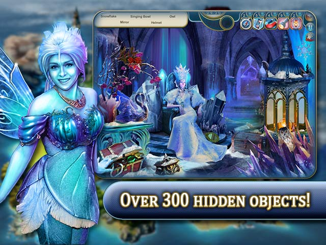 Game screenshot 1 Found: A Hidden Object Adventure