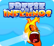Feature screenshot game Freeze the Infernos