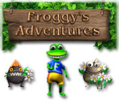 Froggy`s Adventures