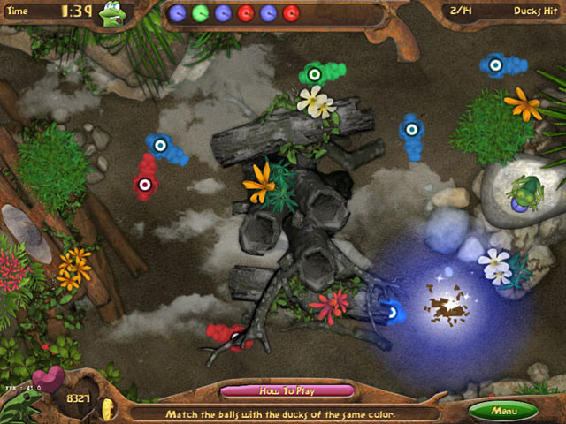 Frogs in love ipad iphone android mac pc game big for Big fish in a small pond game