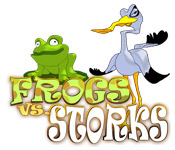 Frogs vs Storks - Online