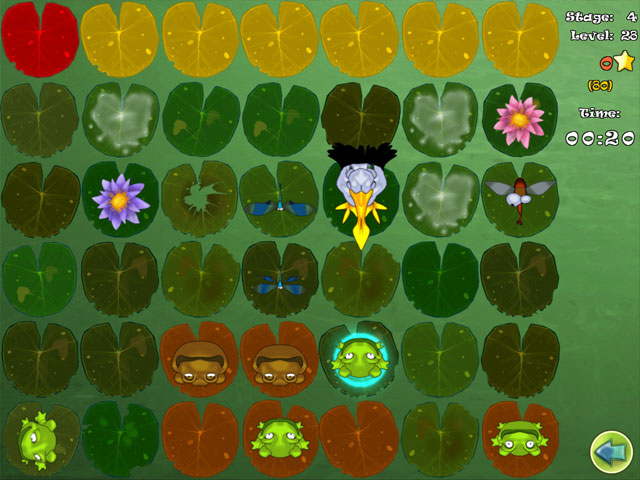 Game screenshot 2 Frogs vs Storks