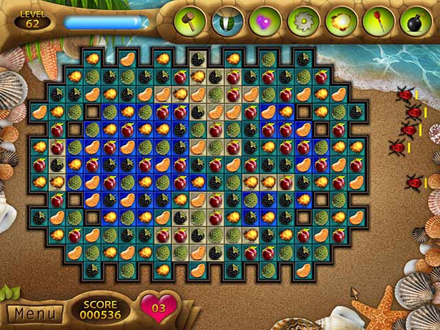 Fruit Mania Screen 1