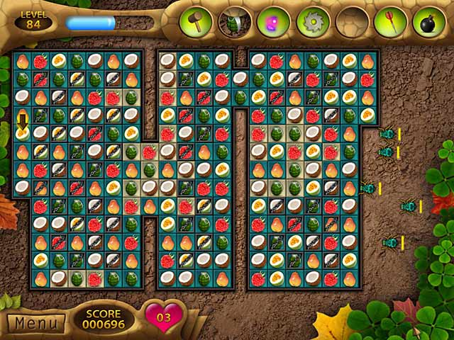 Fruit Mania Screen 2