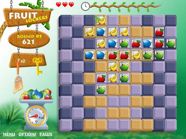 Spiele Screenshot 1 Fruit Lockers