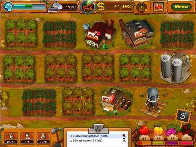 Game screenshot 1 Fruits Inc.