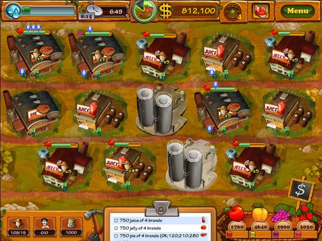 fruits inc game play online
