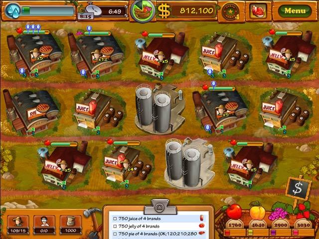 Game screenshot 2 Fruits Inc.