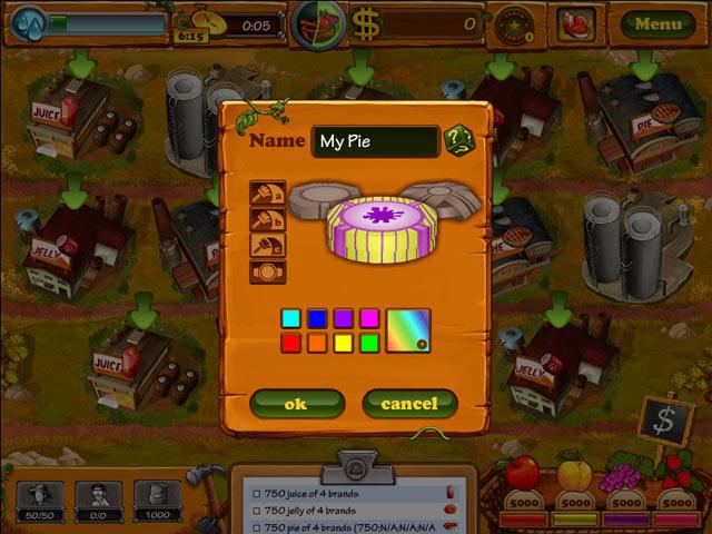 Game screenshot 3 Fruits Inc.