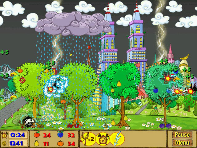 Game screenshot 1 Fruity Garden