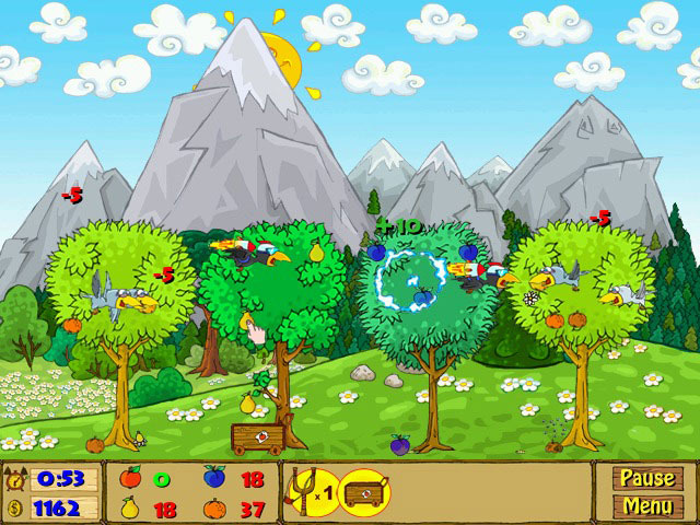 Game screenshot 2 Fruity Garden