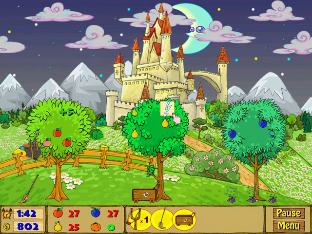 Game screenshot 3 Fruity Garden