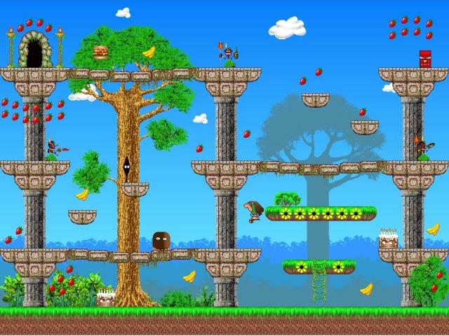 Game screenshot 1 Frutti Freak for Newbies