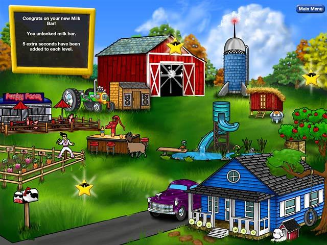 Game screenshot 2 Funky Farm 2
