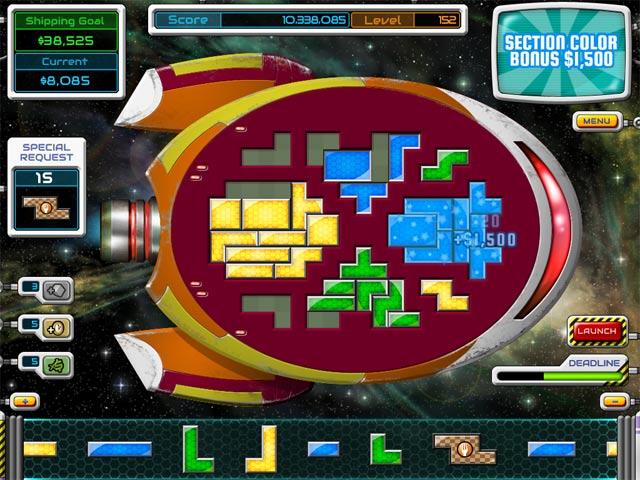 Game screenshot 3 Galactic Express