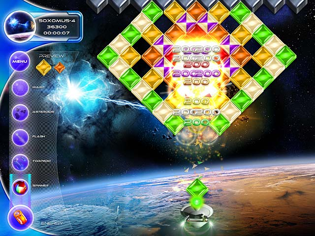 Game screenshot 1 Galaxy Quest