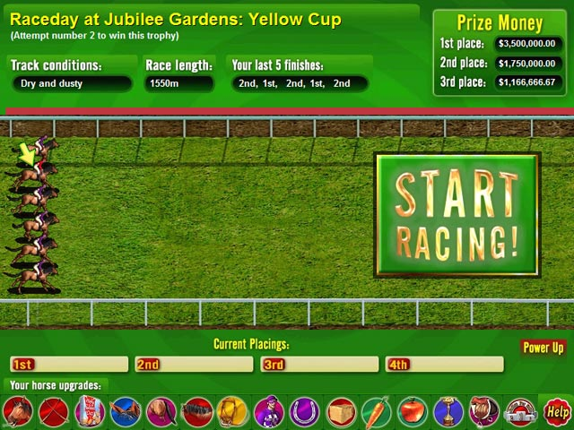 Game screenshot 2 Gallop for Gold