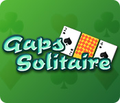 Feature screenshot game Gaps Solitaire