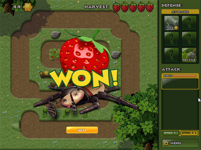 Game screenshot 3 Garden Panic